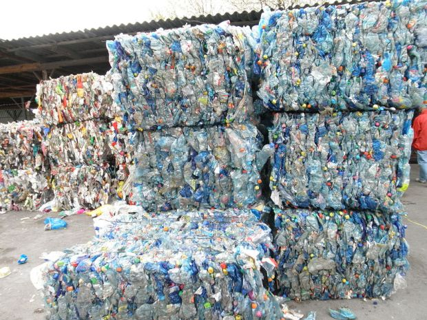 plastflasker